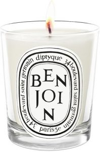 Diptyque for lovely scents and proper sleep