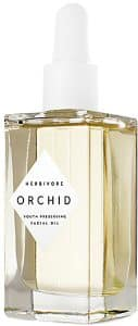 Herbivore Orchid Facial Oil for pore-clogging prevention