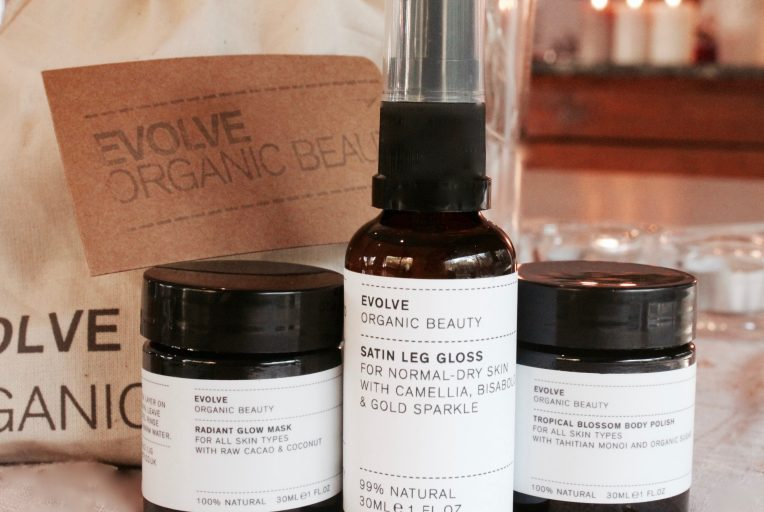 Evolve trio natural skincare